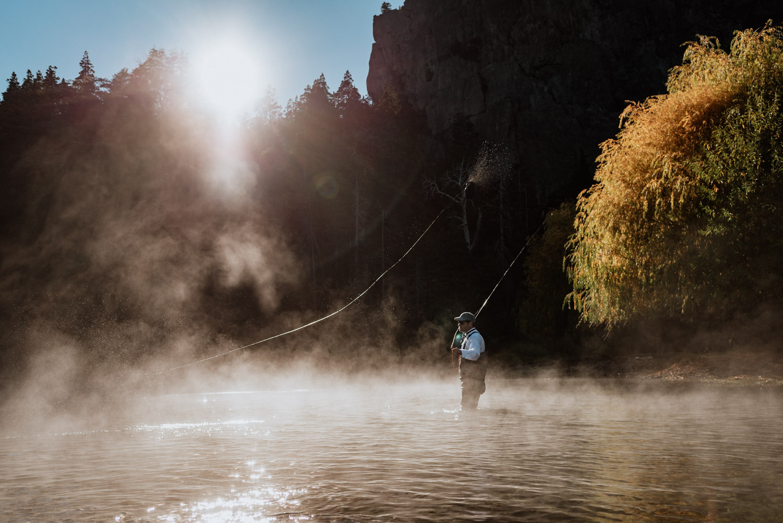 lodge de pesca patagonia argentina