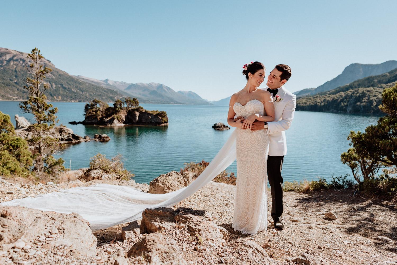 patagonia elopement wedding