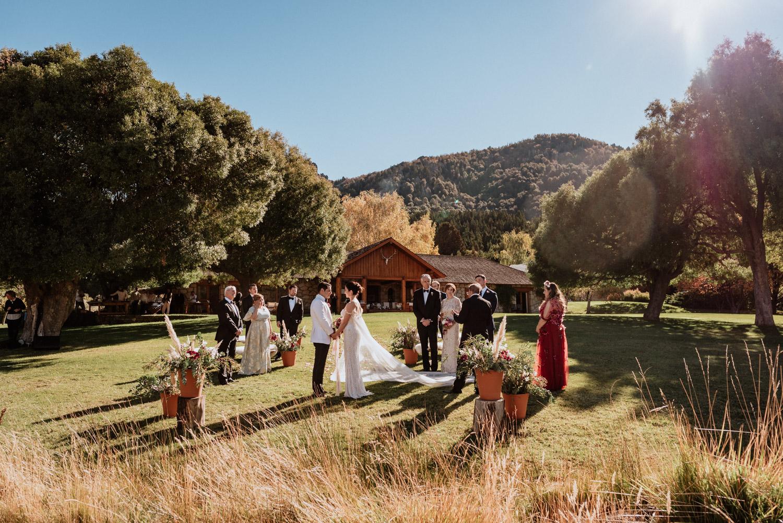 boda de destino en patagonia argentina neuquen