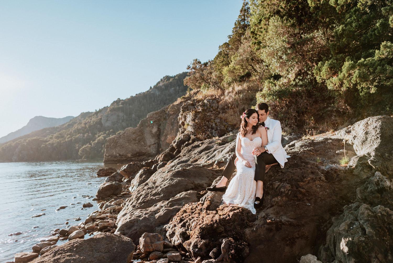 elopement wedding patagonia traful lake