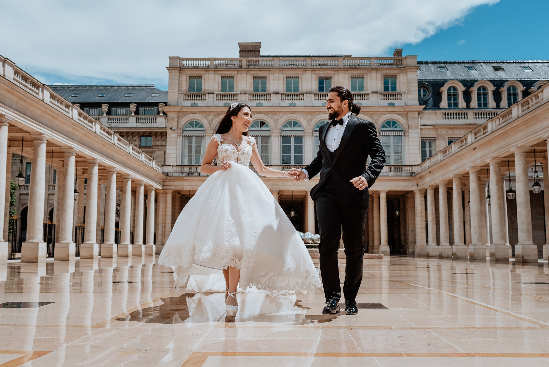 How to get married in PAris