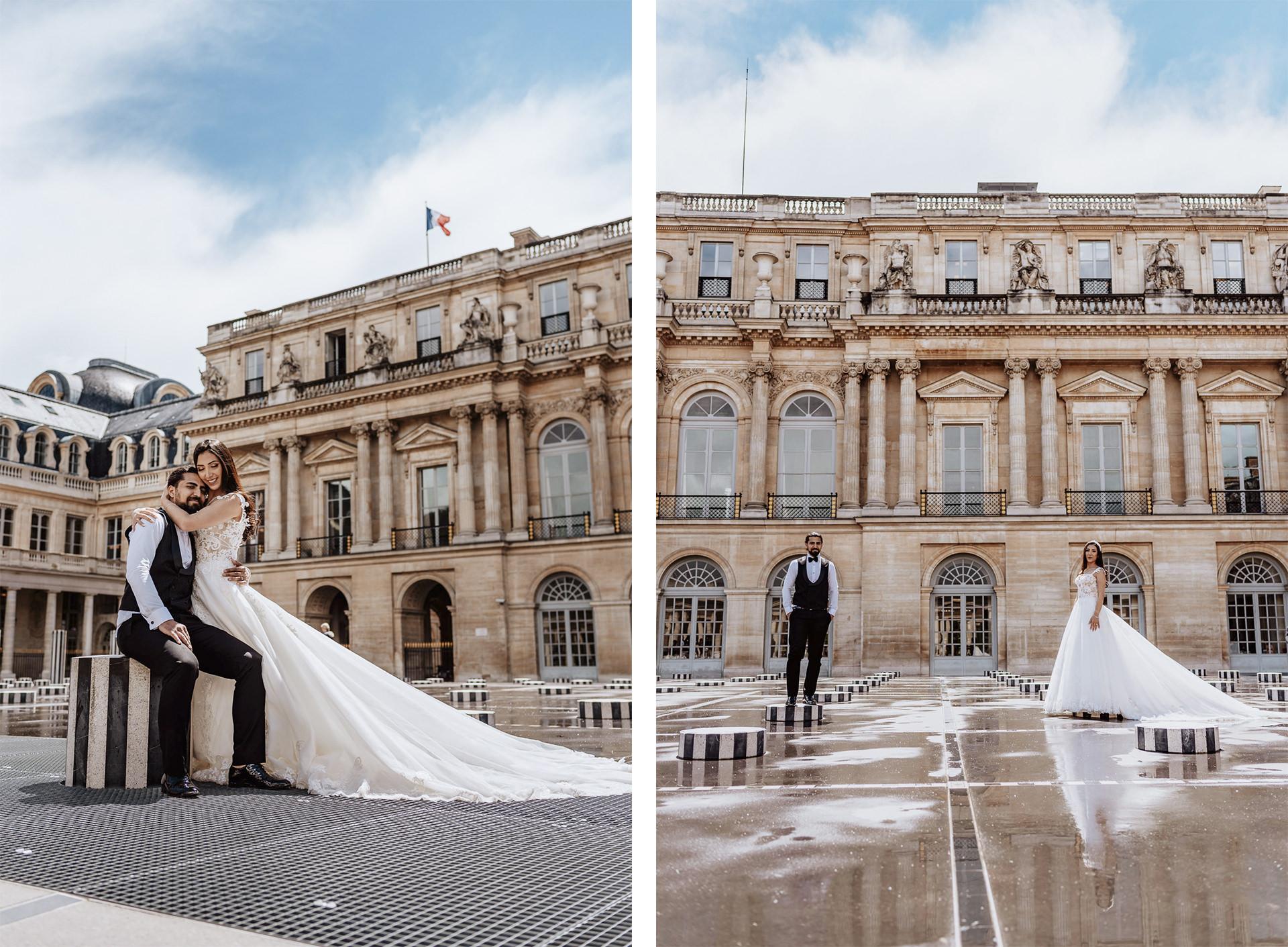 fotografos de boda en paris