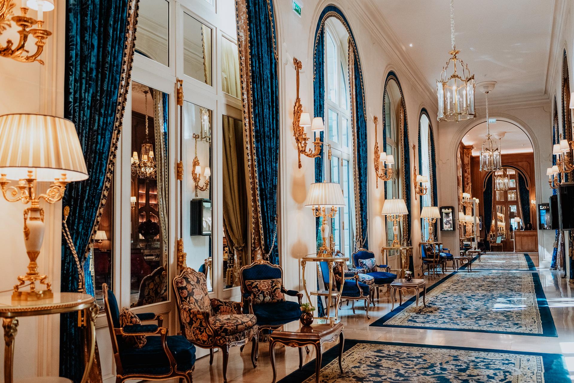 Ritz Paris wedding venue