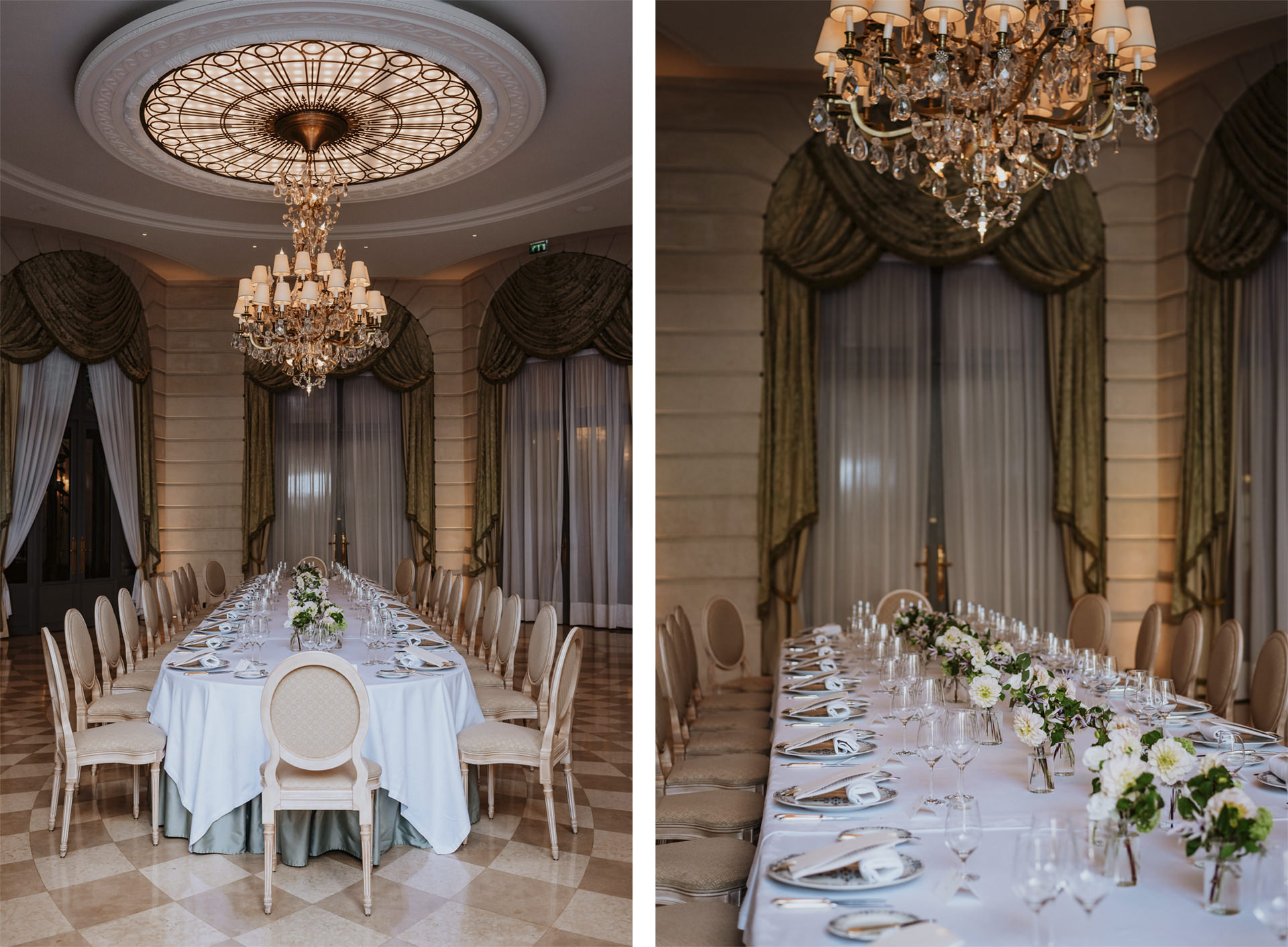 Hotel Ritz Paris wedding