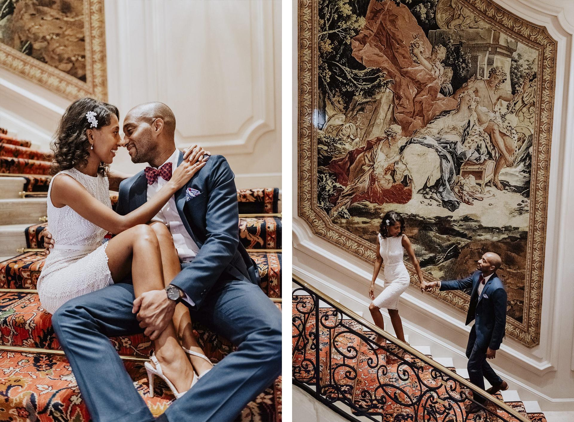 Ritz Paris mariage photos
