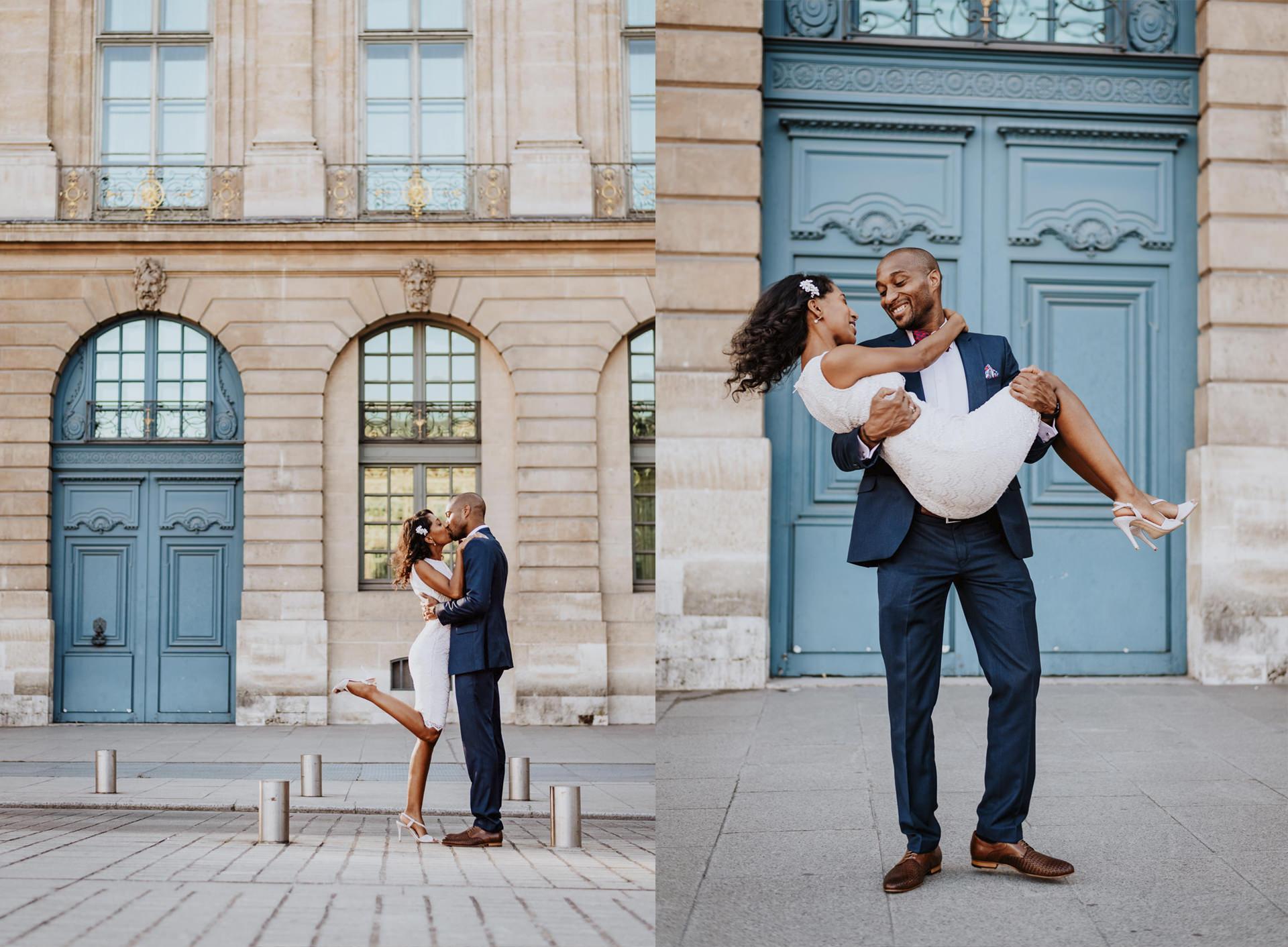 Paris mariage photographer