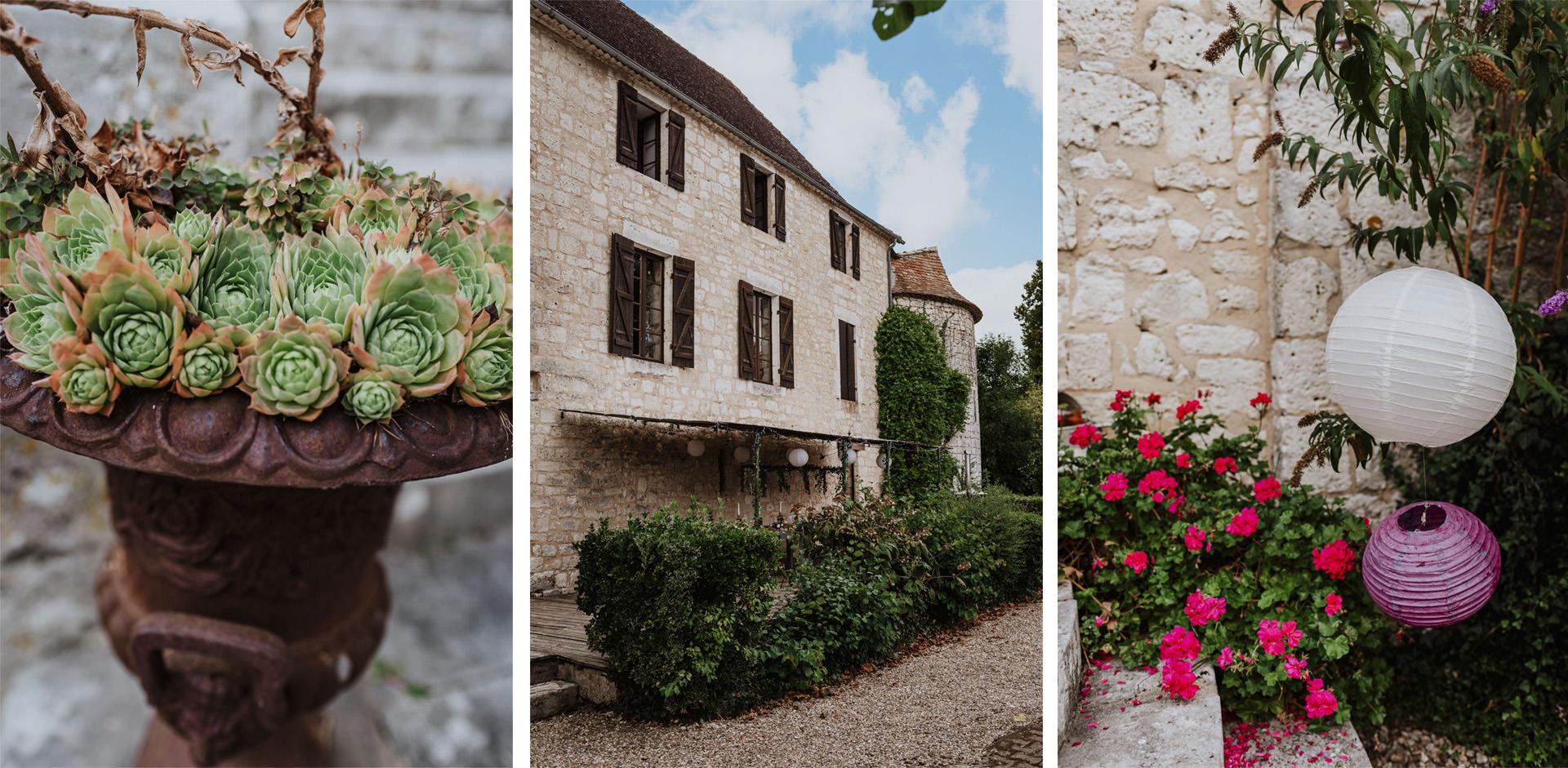 chateau de sadillac France bergerac
