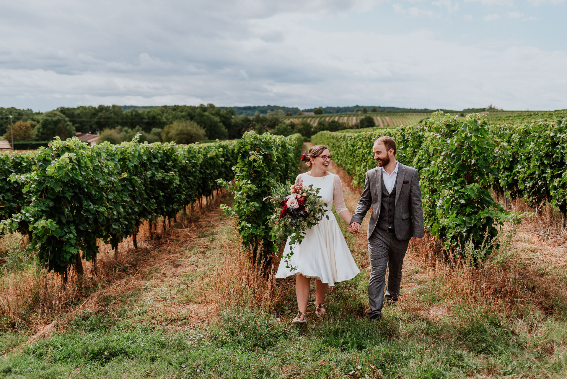 vineyuard wedding venue france