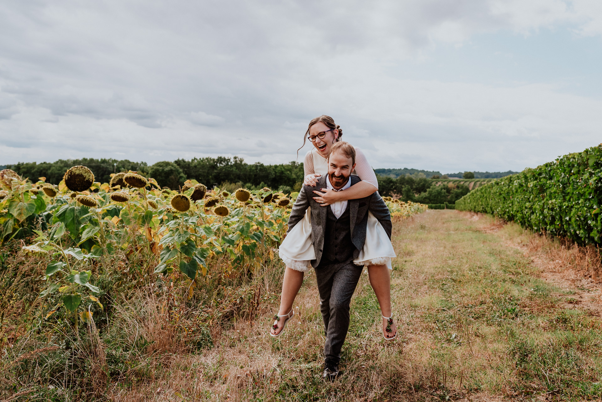 vineyuard destination wedding france