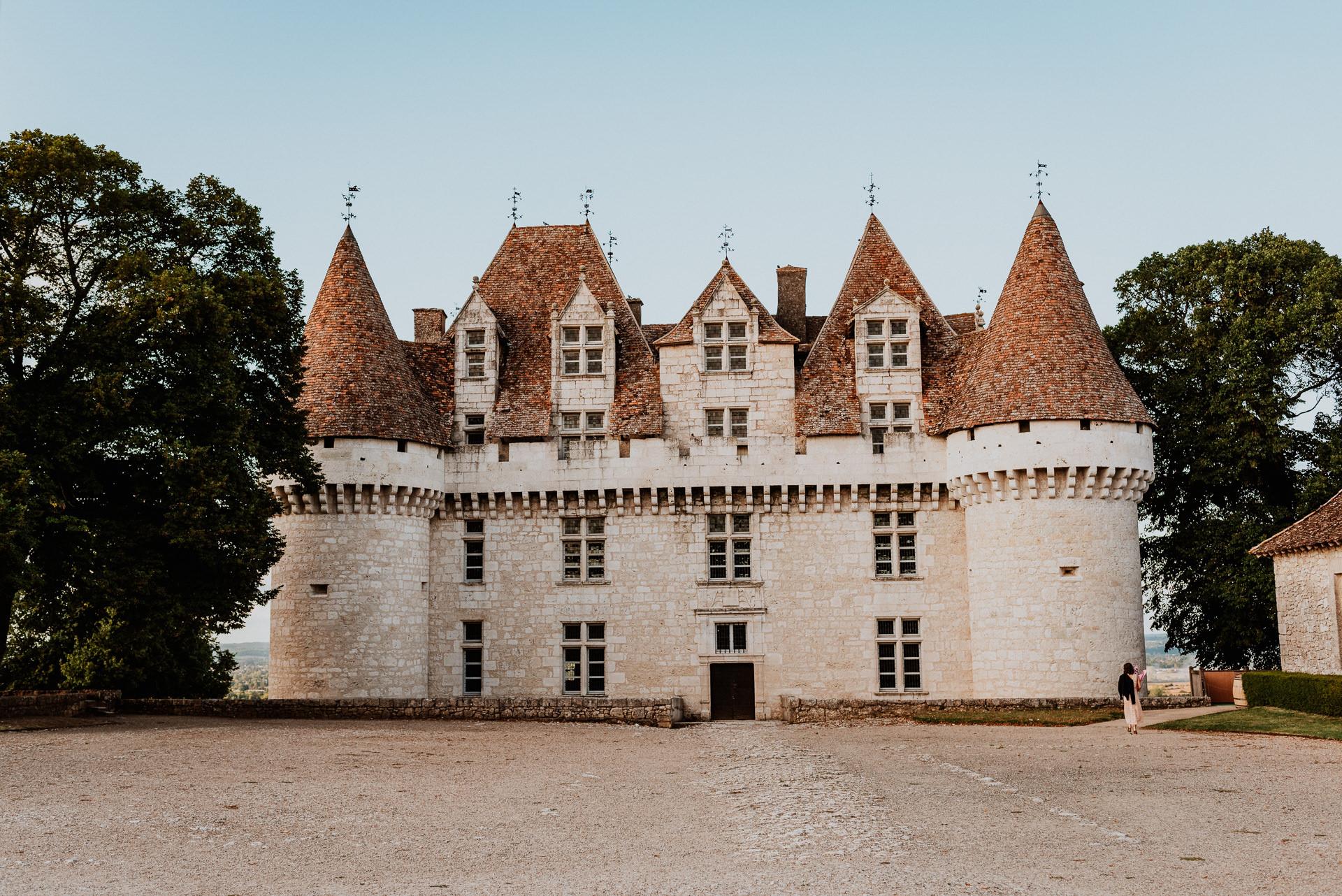 Castle Vineyard Venue France