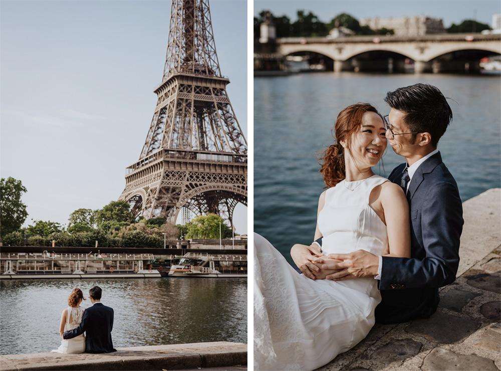 paris couple photoshoot