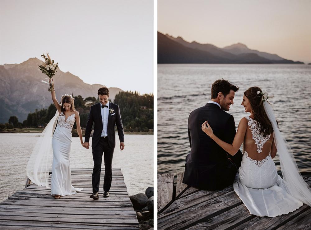 elopement wedding patagonia argentina