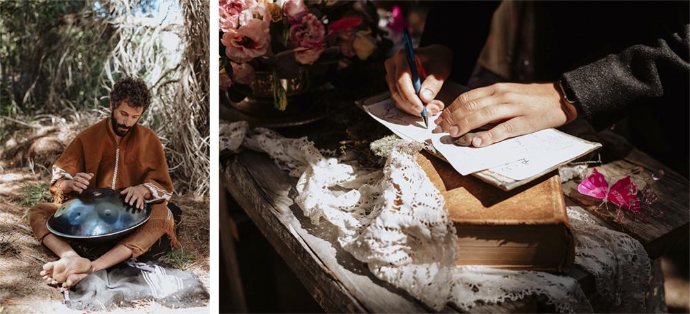 casamiento chamánico bariloche