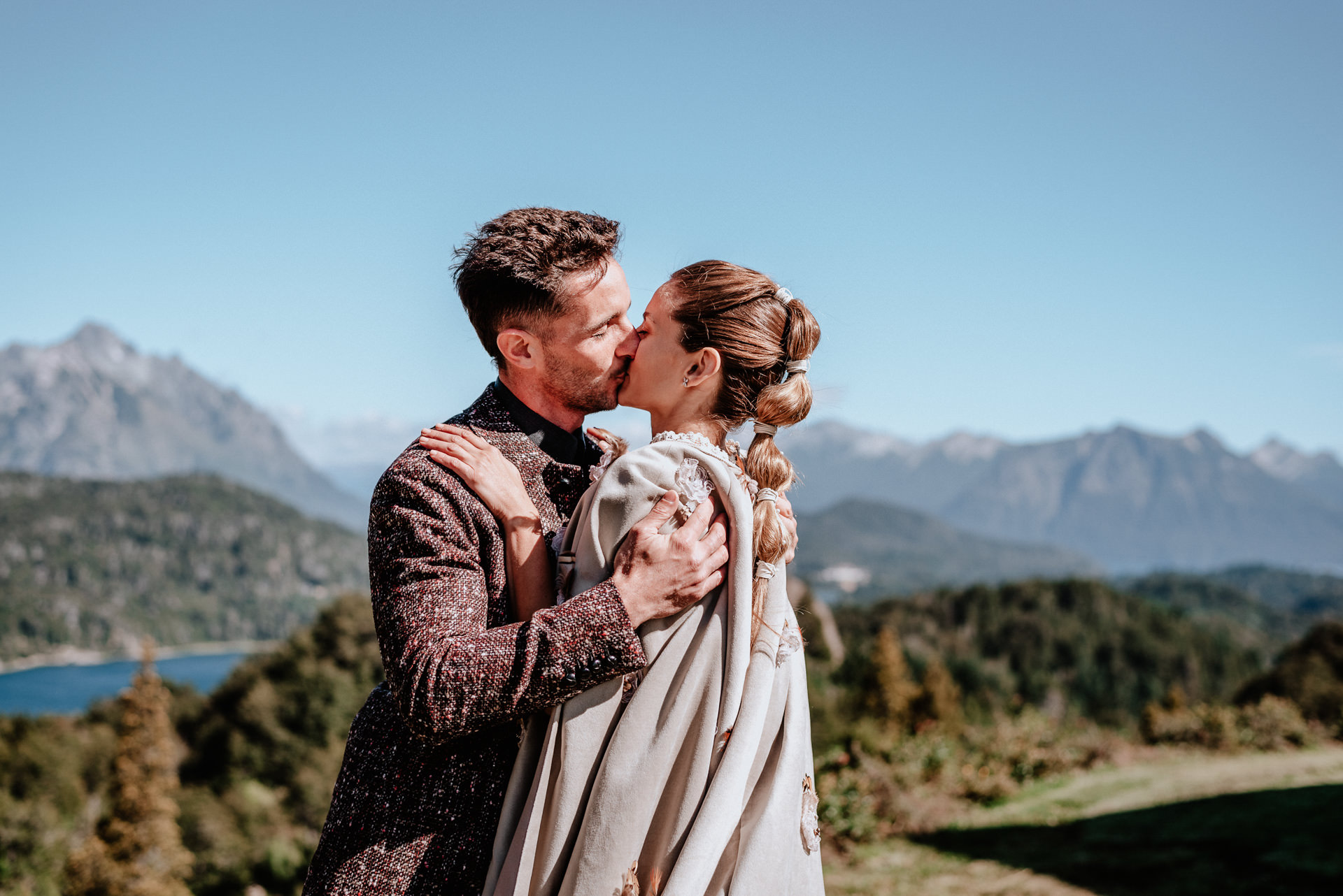 boda chamánica bariloche