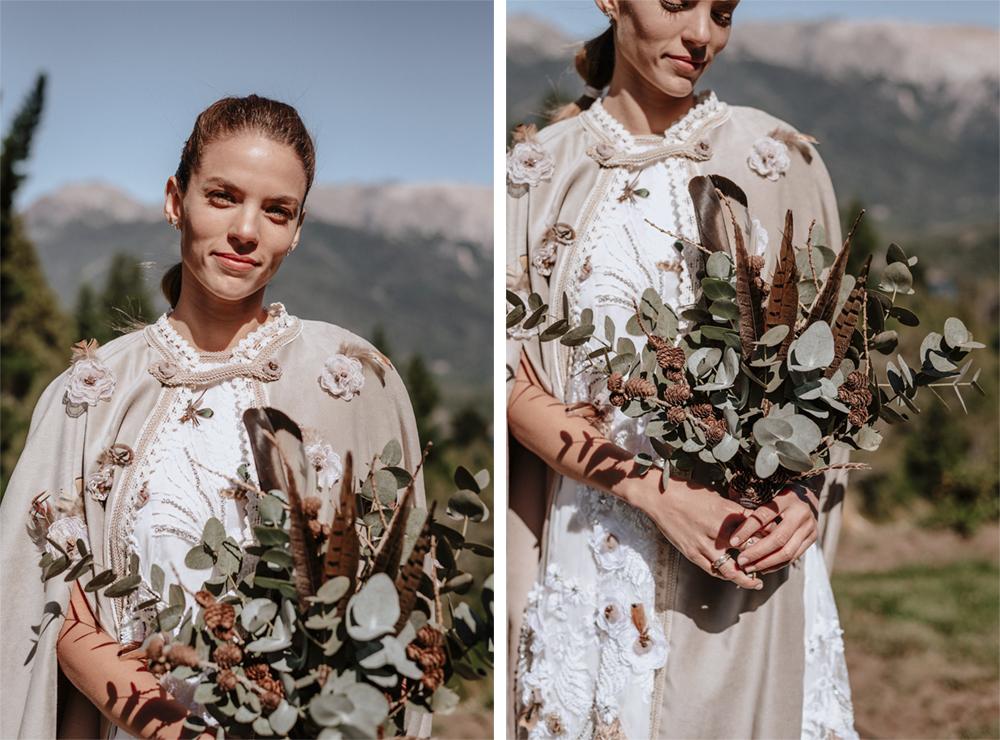 ramo de novia bariloche