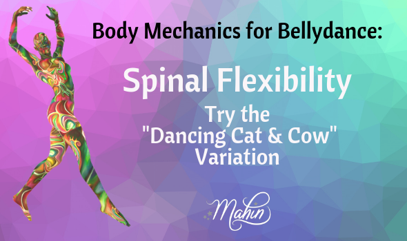 Fun With Spinal Flexibility