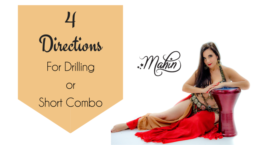 A Short Combo for Drilling in 4 Directions