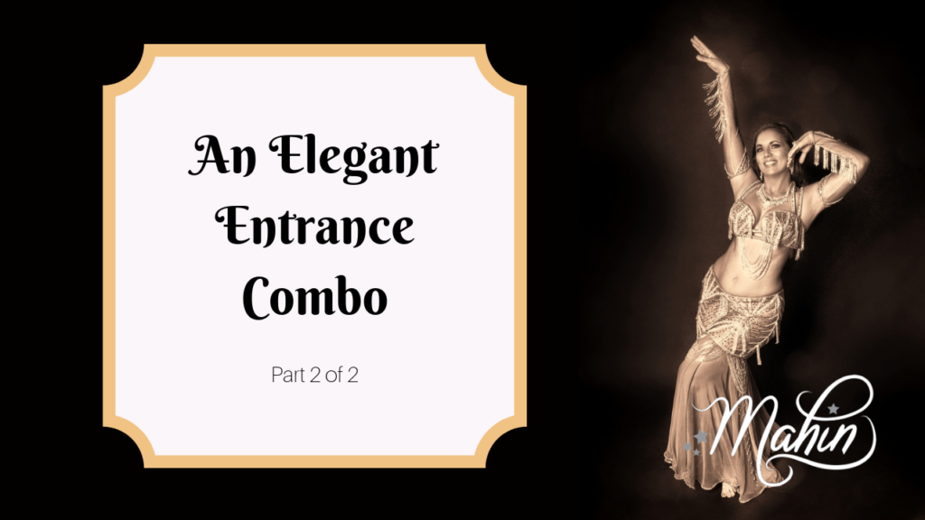 An Elegant Entrance Combo – Part 2 of 2