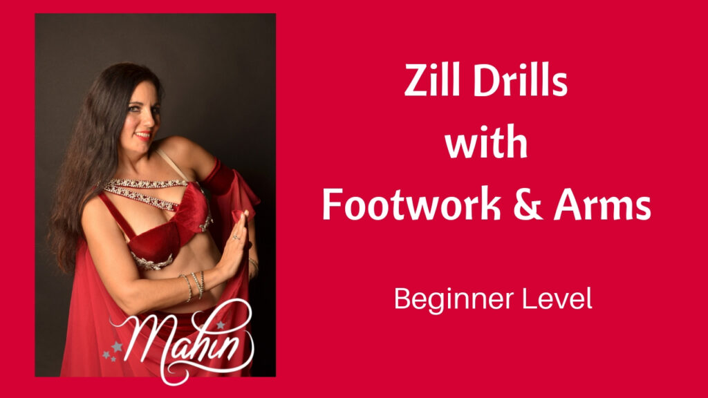 Zill Drills with Footwork & Arms