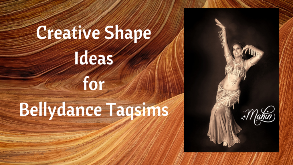 Creative Shape Ideas for Taqsims