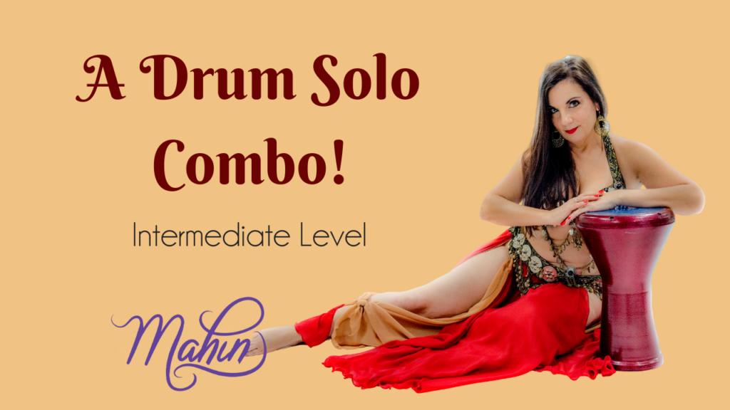 Drum Solo Combo!