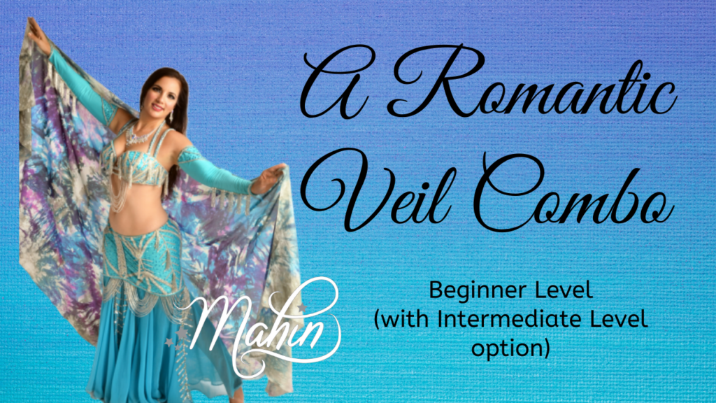 A Romantic Veil Combo: Beginner/Intermediate Level