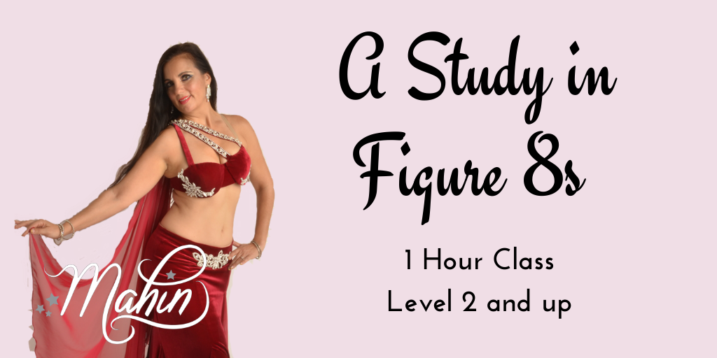 A Study in Figure 8s – Full Hour Class
