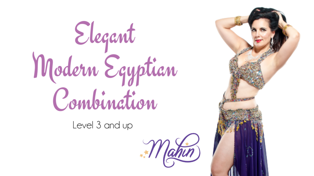 Elegant Modern Egyptian Combination – Intermediate and Up
