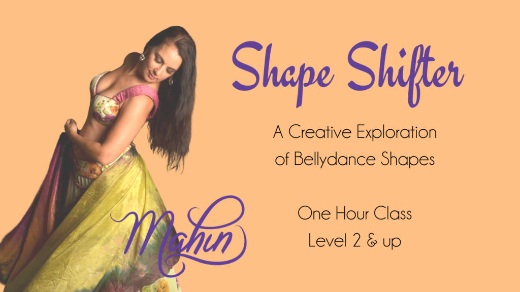 Shape Shifter – Full Hour Class