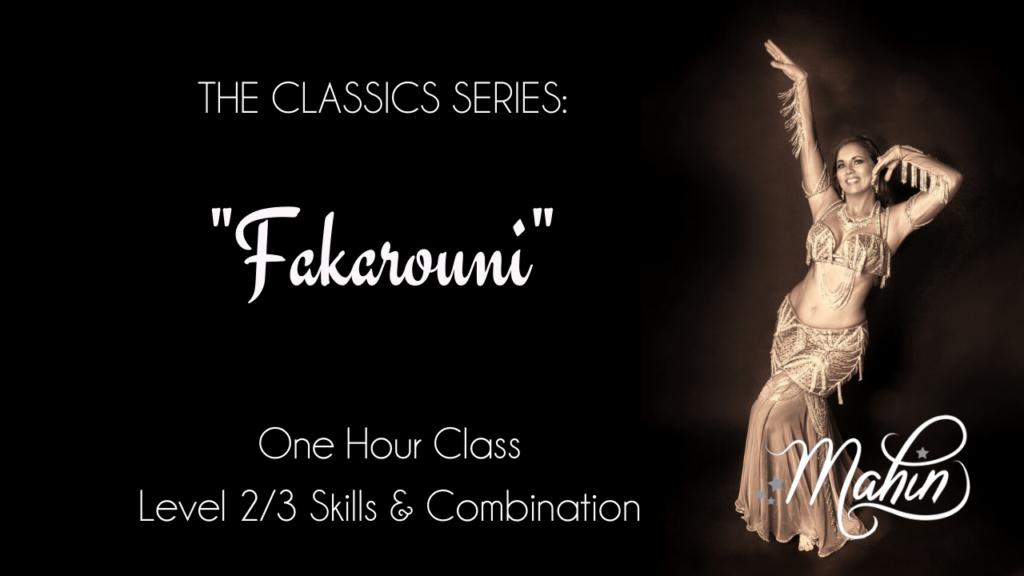 """Classics Series: """"Fakarouni"""" – Full Class"""
