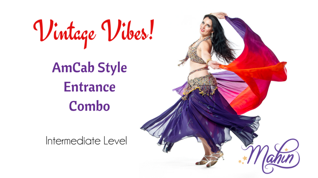 Vintage Style Entrance Combo – Intermediate Level