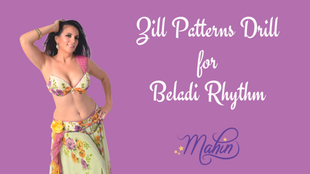 Zill Drills for Beladi Rhythm & Patterns