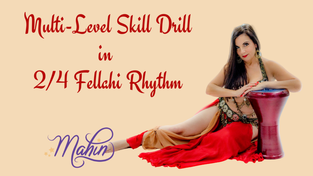 Skills Drill with 2/4 Fellahi Rhythm