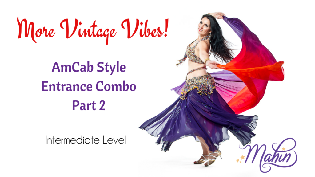Vintage Style Entrance Part 2 – Intermediate Level