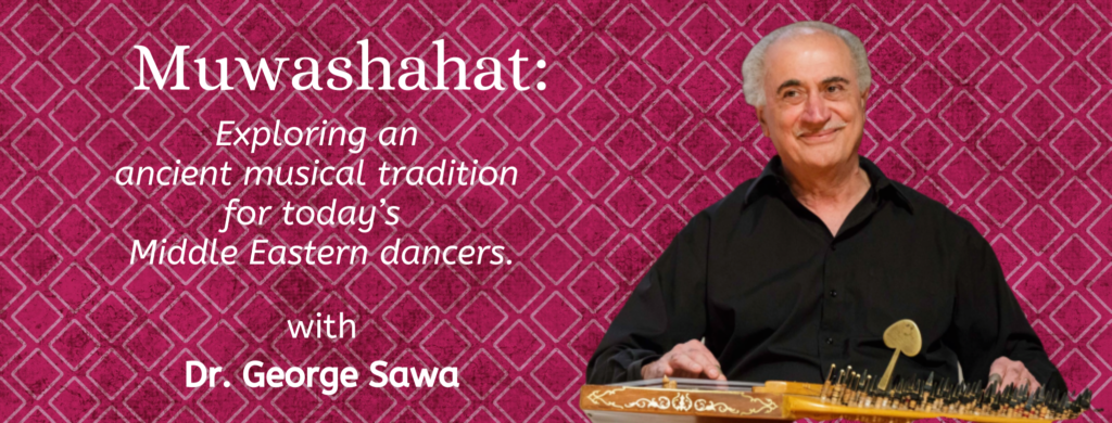 belly dance muwashahat lecture