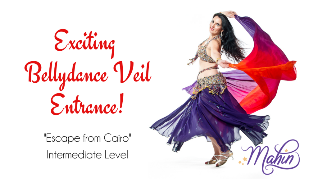 Egyptian Veil Entrance – Intermediate Level Combo