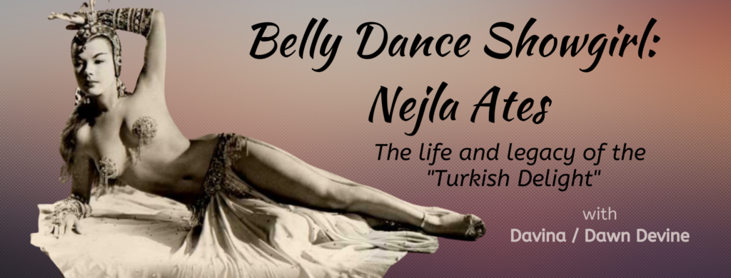 Nejla Ates Turkish Delight