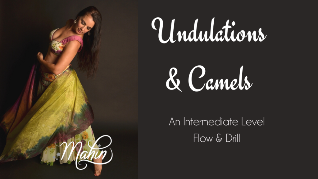 Undulation & Camels – An Intermediate Level Flow Practice
