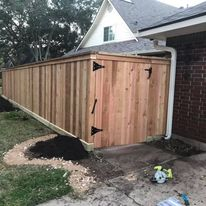 first colony fence
