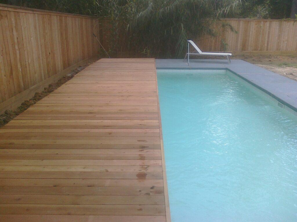cedar deck and fence houston