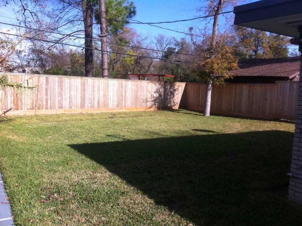 sugar land fence