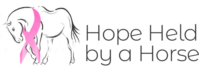 Hope Held By A Horse