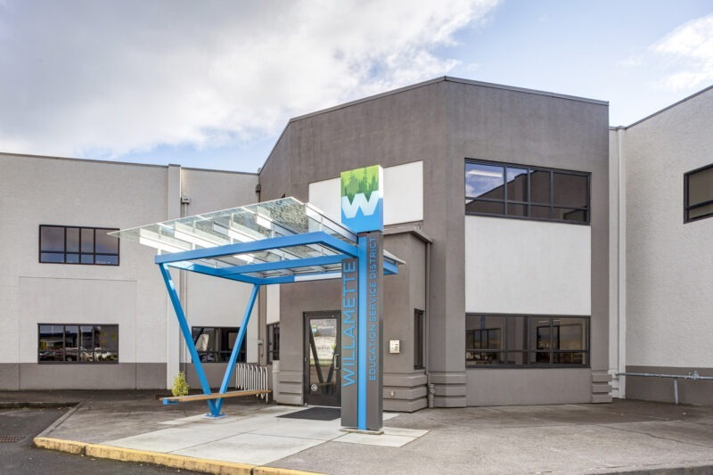 Willamette Education Service District remodel