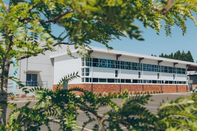 Mt Angel School District - John F Kennedy High School - HMK Company