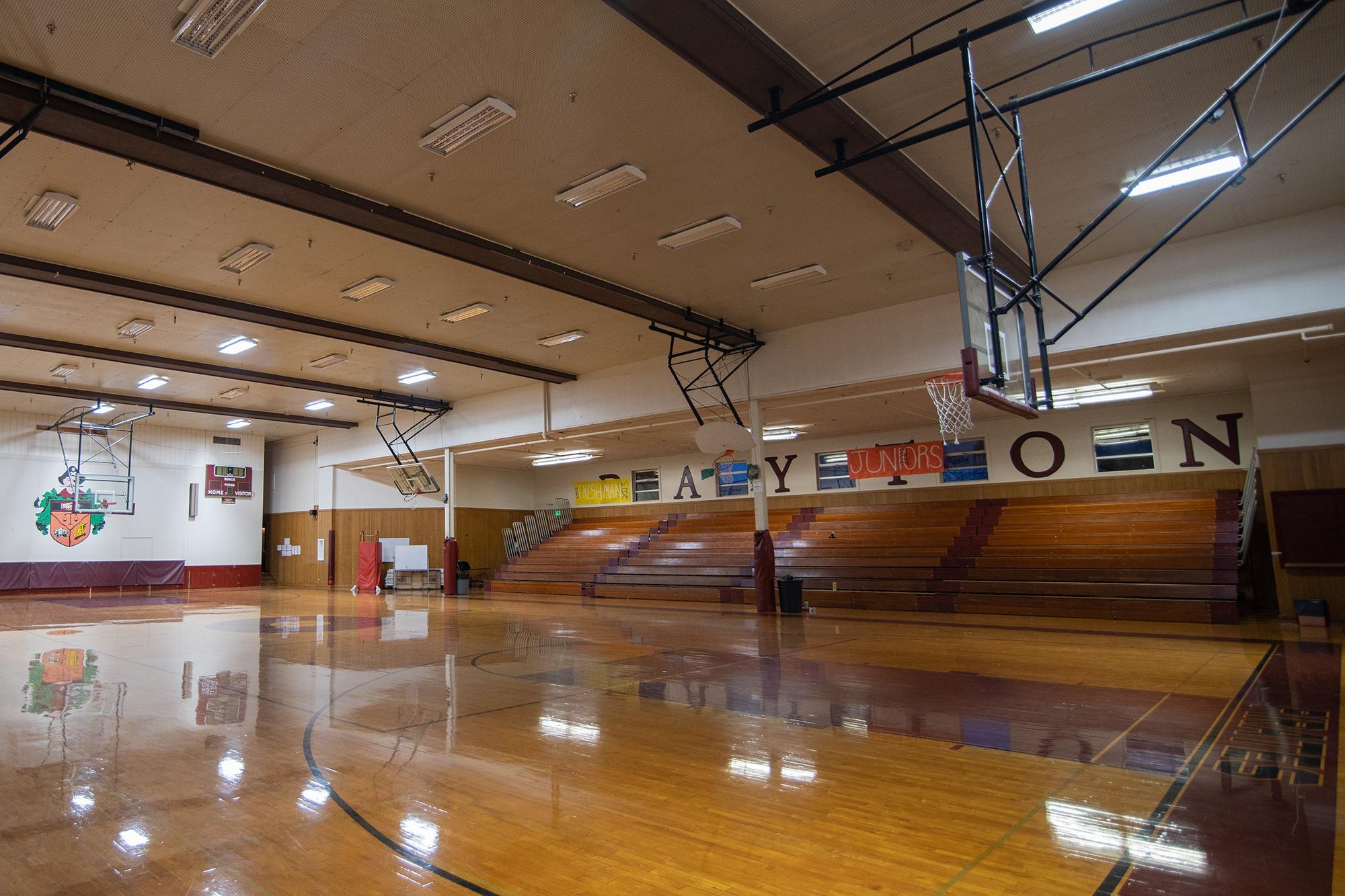 Dayton High School - Gym