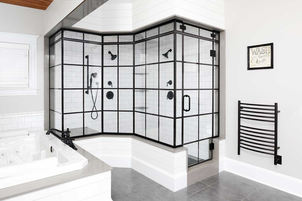 The Grid Shower