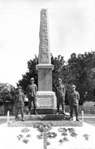 Oxley War Memorial
