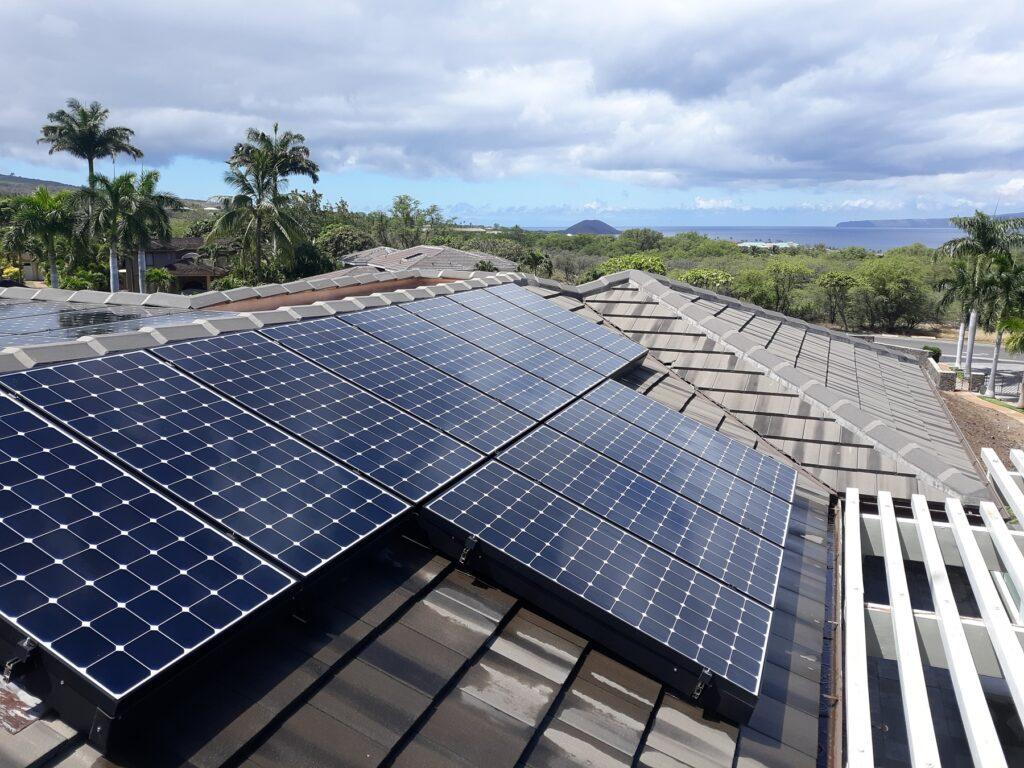 solar panels Kauai