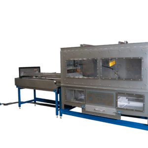 Linear Parts Cleaning System