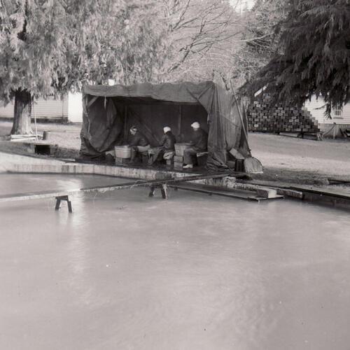 Old Cedar Creek Hatchery Photos